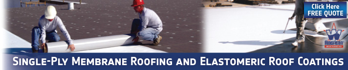 Nashville TN Roof Maintenance Coatings